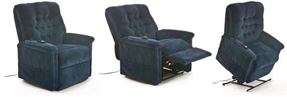2-POSITION LIFT CHAIR