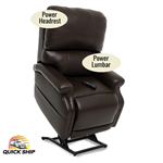 Pride VivaLift! - Escape PLR-990IM Power Lift Chair